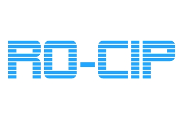 RO-CIP LOGO (Light Blue, White Background)